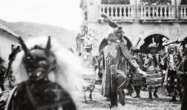 Los Carnavales en Bolivia