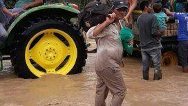 Esperan una crecida récord del Pilcomayo y preparan evacuación de 10 mil personas