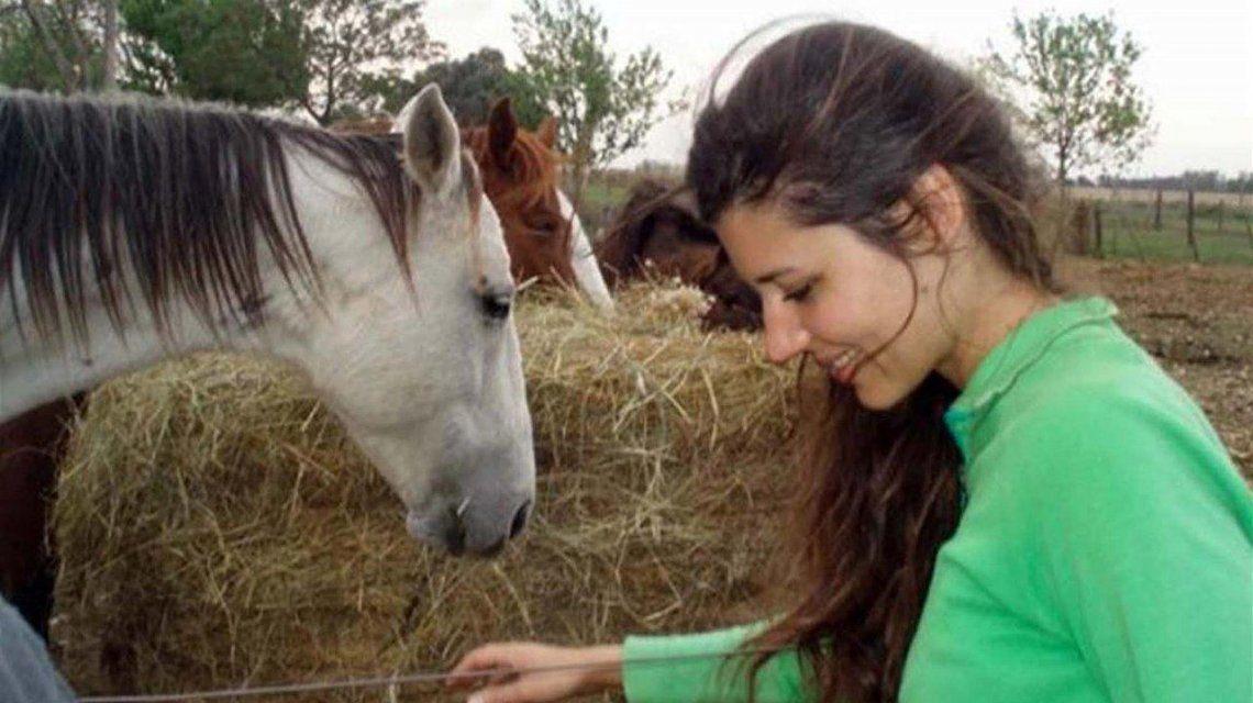 María Cash está desaparecida desde julio de 2011.
