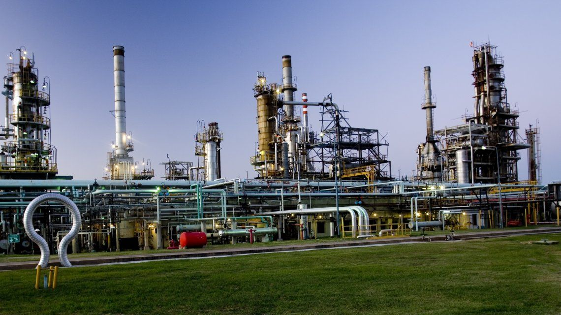 Refineria San Lorenzo de Oil Combustibles