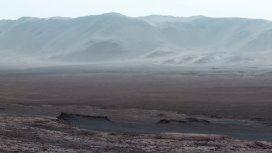 La NASA revela las increíbles imágenes panorámicas de Marte captadas por el Curiosity