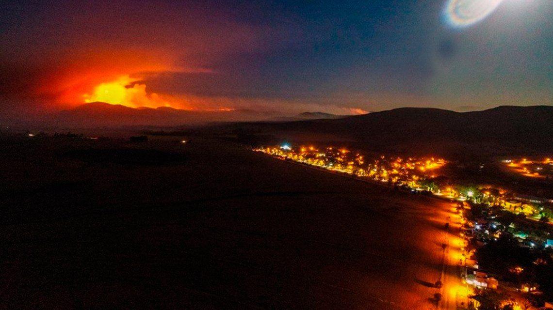 Incendio en Sierra de la Ventana: más de 4 mil hectáreas afectadas