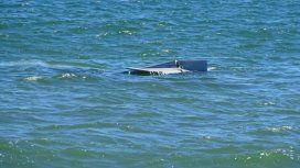Cayó una avioneta de la Fuerza Aérea en Punta del Este