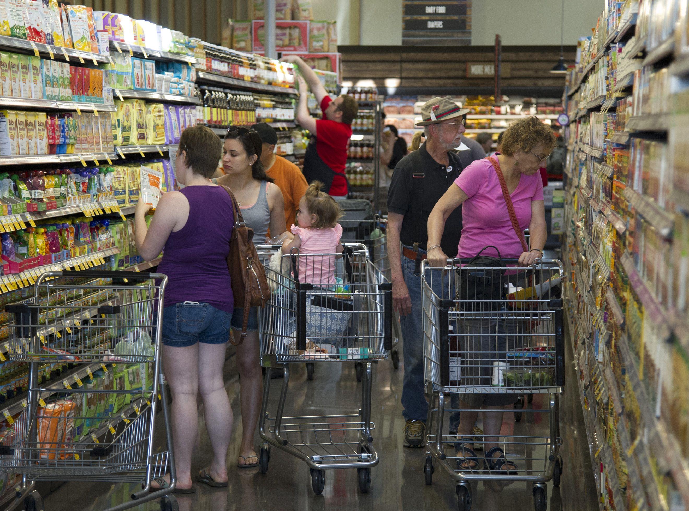 INDEC: La inflación de marzo fue de 2,3% y acumula 6,7% en sólo tres meses