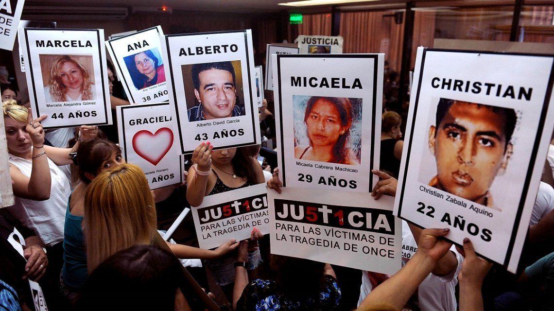 Familiares de la Tragedia de Once piden cambiar de fecha de la marcha de Camioneros