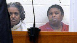 Peggy LaBossiere, de 51 años, y Rachel Hilaire, de 40, están acusadas de brujería