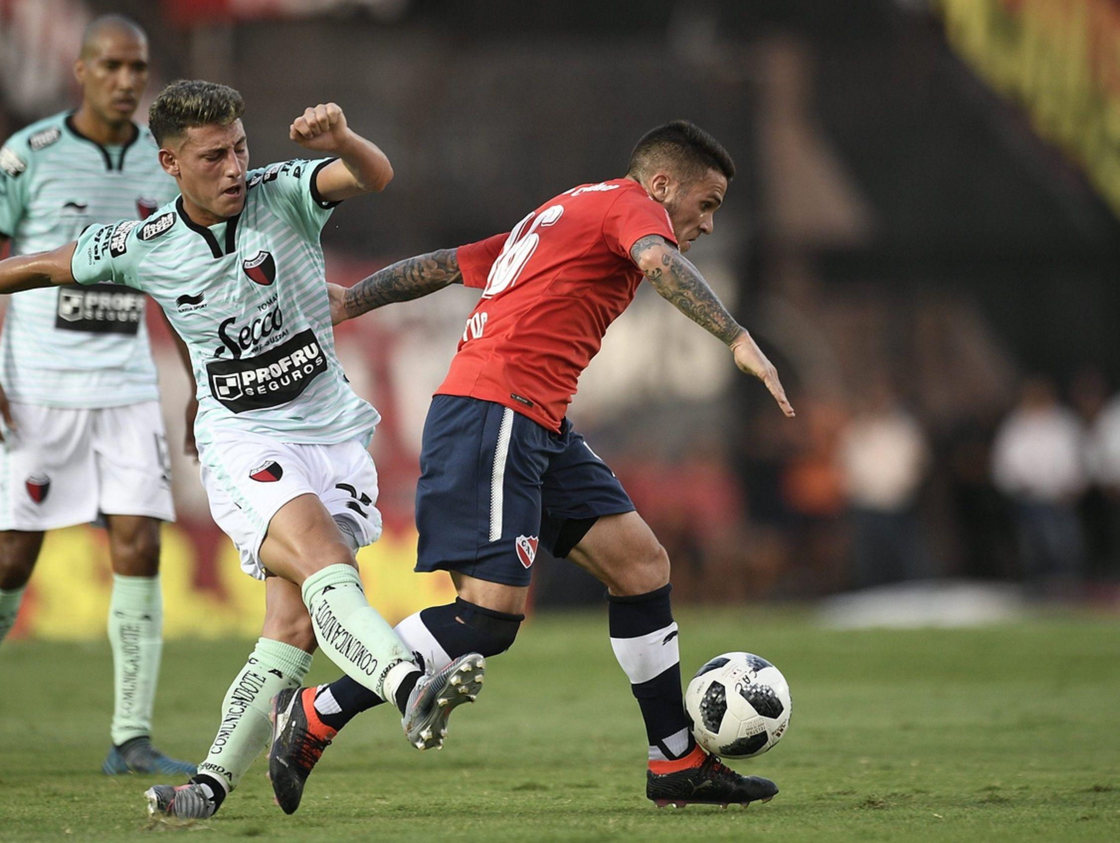 Colón e Independiente en Santa Fe