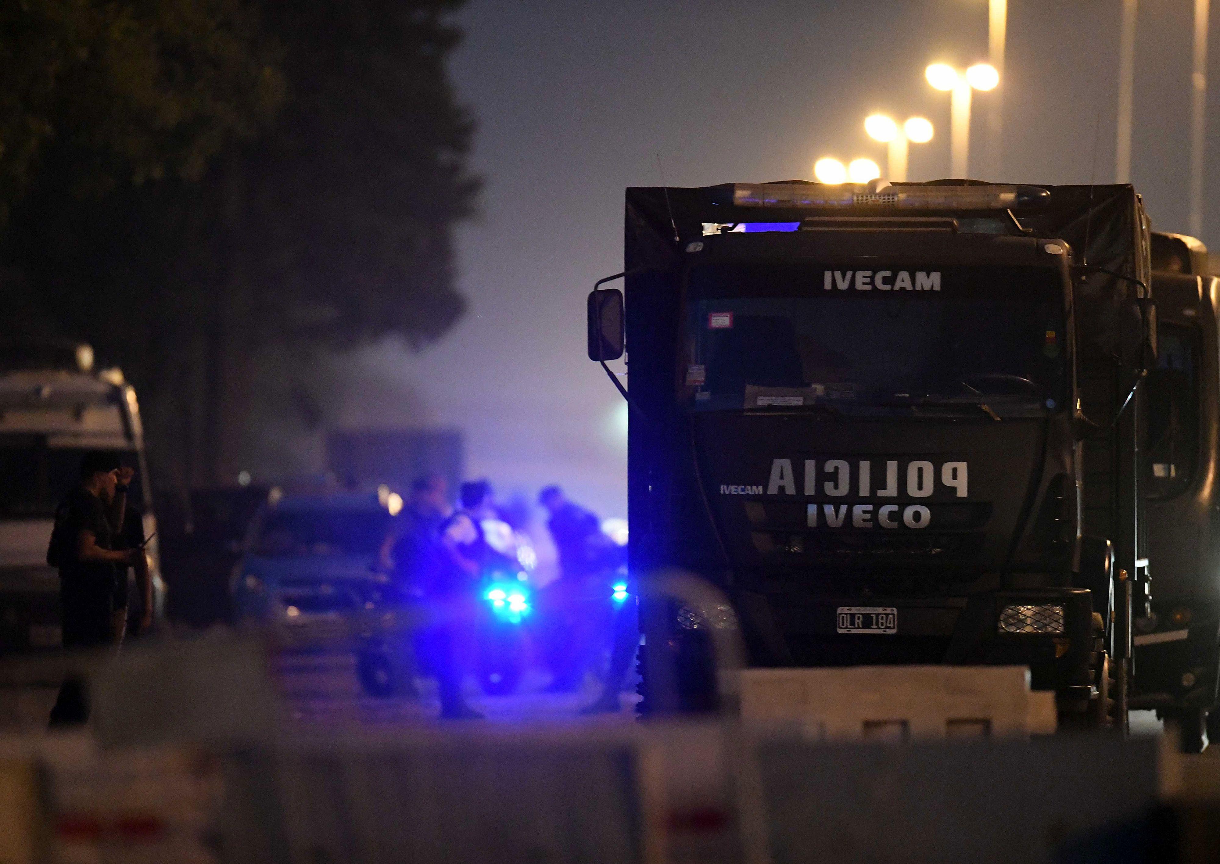 Los familiares de la mujer china no pudieron reconocer el cuerpo hallado en Ezeiza