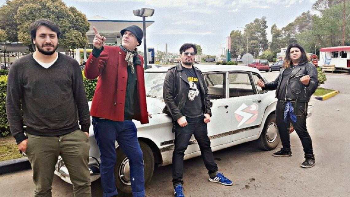 Asesinan al baterista de SuperUva tras un show en Quilmes