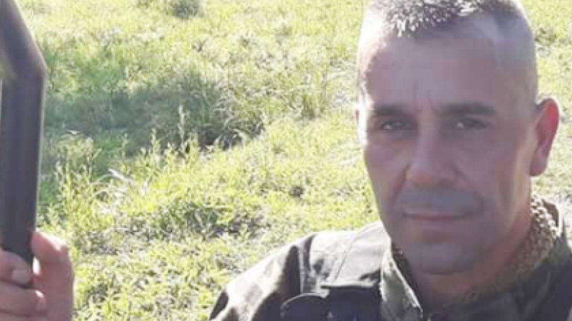 Asesinaron de un tiro a un policía: el día de su sepelio, nació su hijo