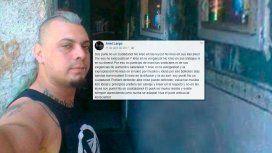 Ariel El Largo Cristian Genez, es el principal sospechoso del asesinato de Juan Ledesma