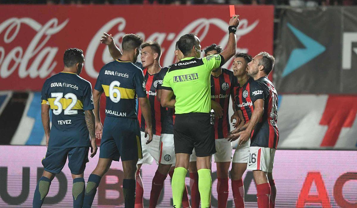 Tras su pésima actuación en San Lorenzo-Boca, Trucco volverá a dirigir esta fecha