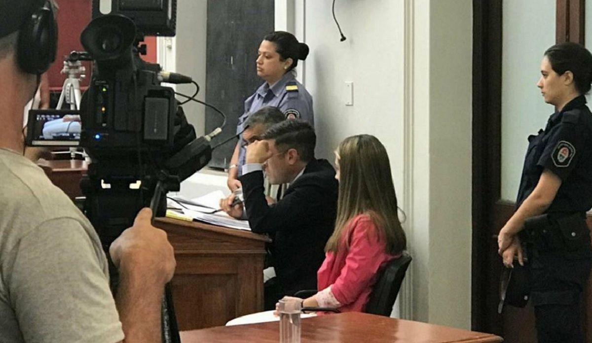 El grito de Nahir Galarza a la mamá de Fernando Pastorizzo en pleno juicio: ¡Mentirosa!