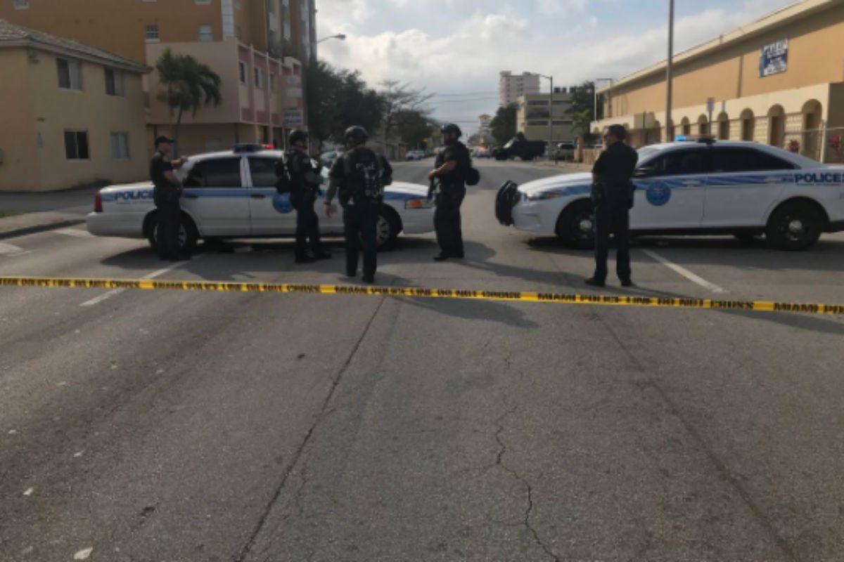 Tensión en Miami por una toma de rehenes en un club nocturno