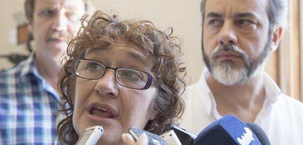 Sonia Alesso, secretaria de Ctera<br>
