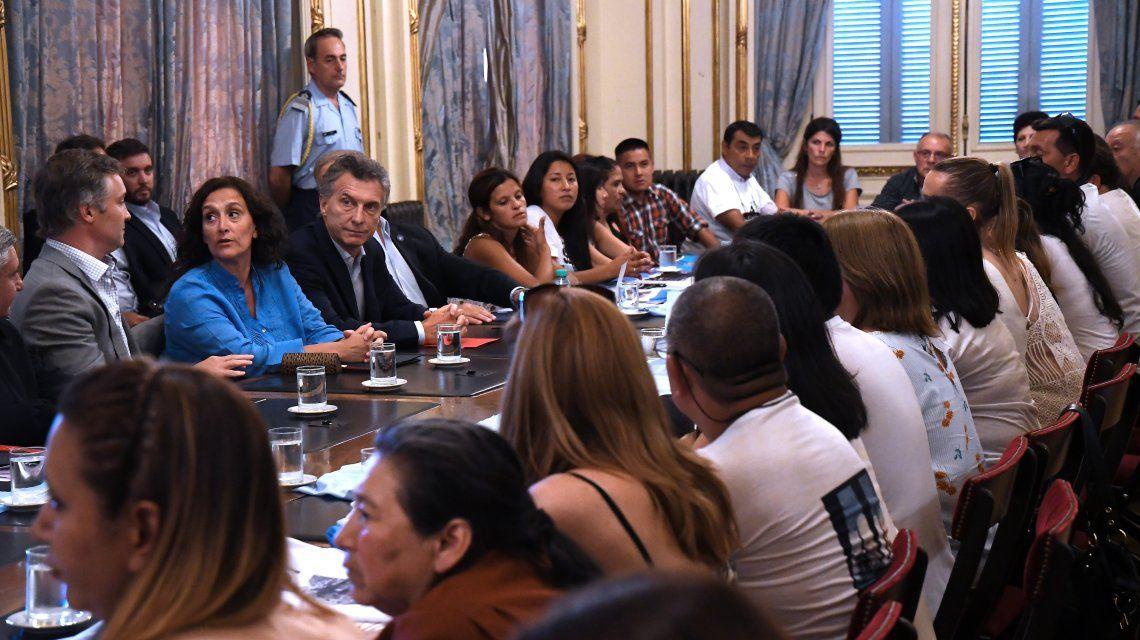 Macri ofreció una recompensa millonaria para encontrar al ARA San Juan