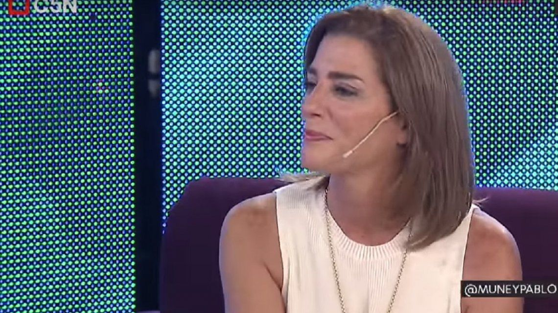 La última entrevista de Débora Pérez Volpin a C5N