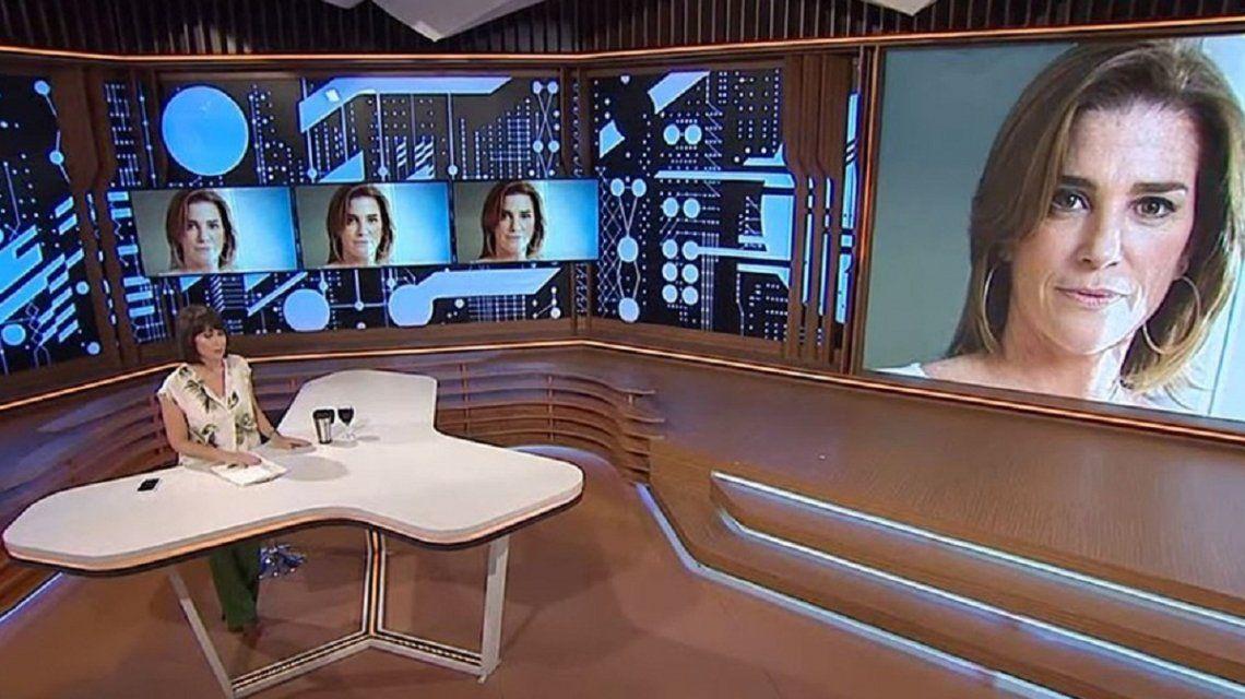 Así anunciaban en Telenoche el deceso de Débora Pérez Volpin