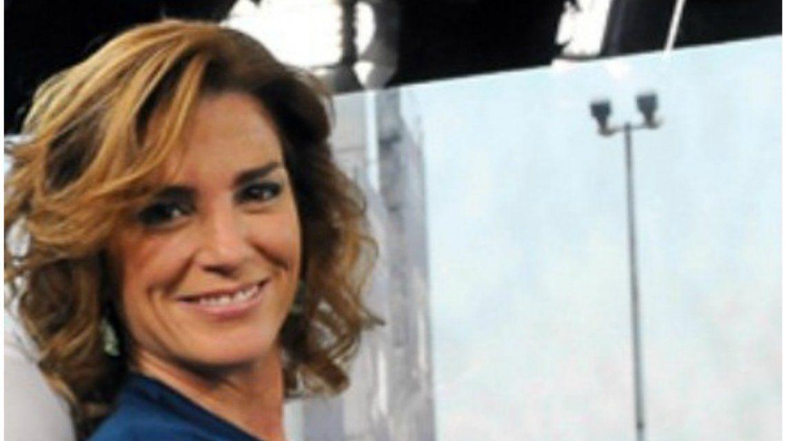 Débora Pérez Volpin con la camiseta de Boca