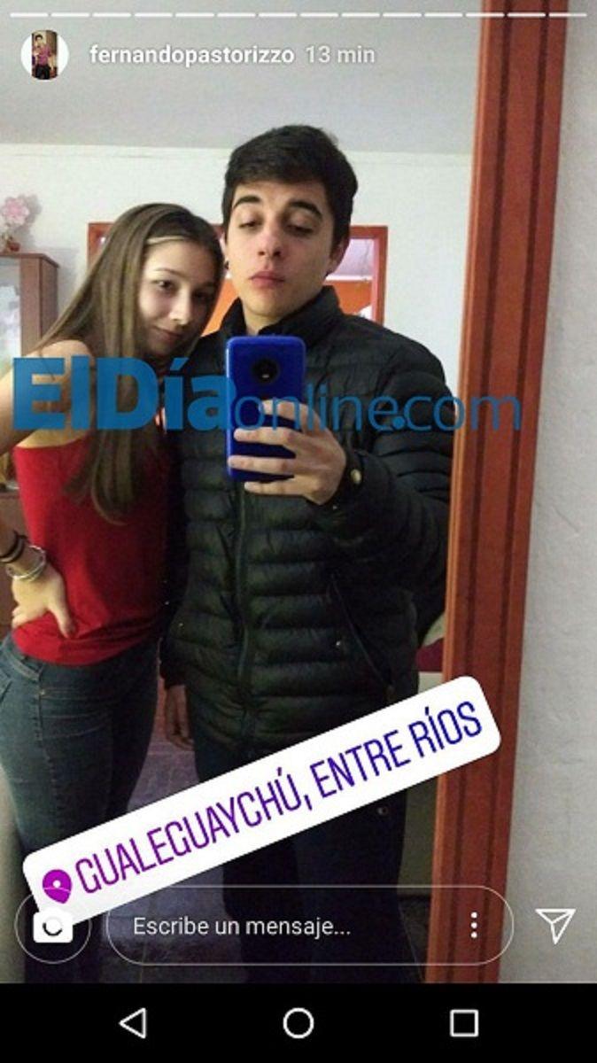 Caso Nahir Galarza: nuevas fotos con Fernando complicarían aún más a la chica
