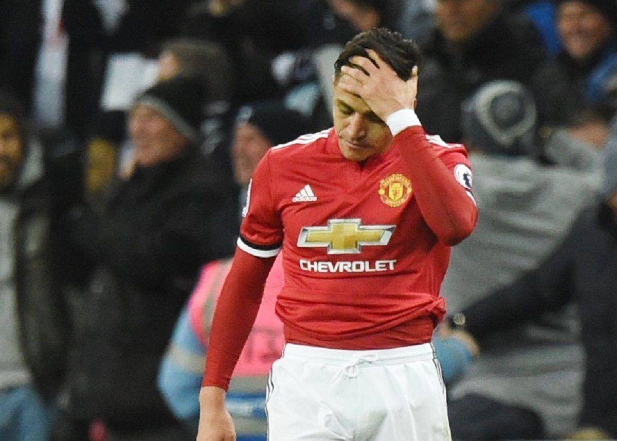 Todo se burlan de Chile: Manchester United y un mensaje increíble para Alexis Sánchez