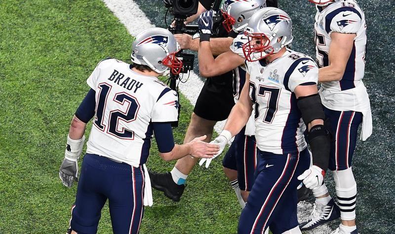 Un domingo para el olvido: a Rob Gronkowski le desvalijaron la casa mientras perdía el Super Bowl