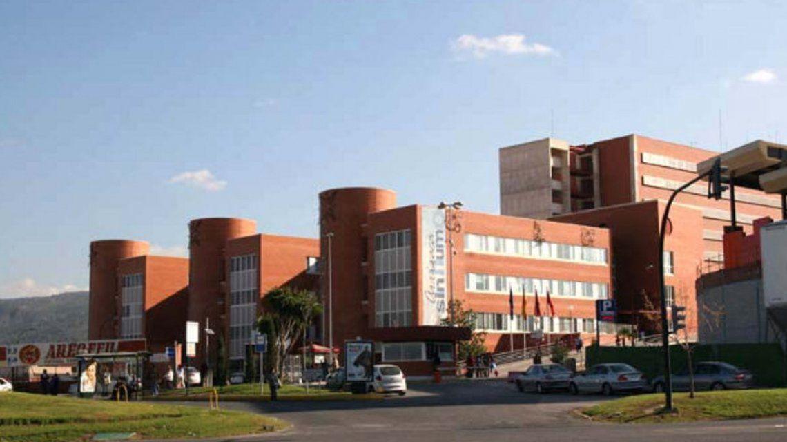 Hospital Virgen de la Arrixaca de Murcia (España)