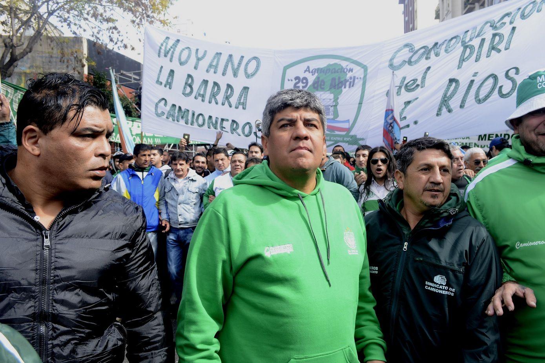 Camioneros adelantó la protesta y marchará el miércoles 21 de febrero
