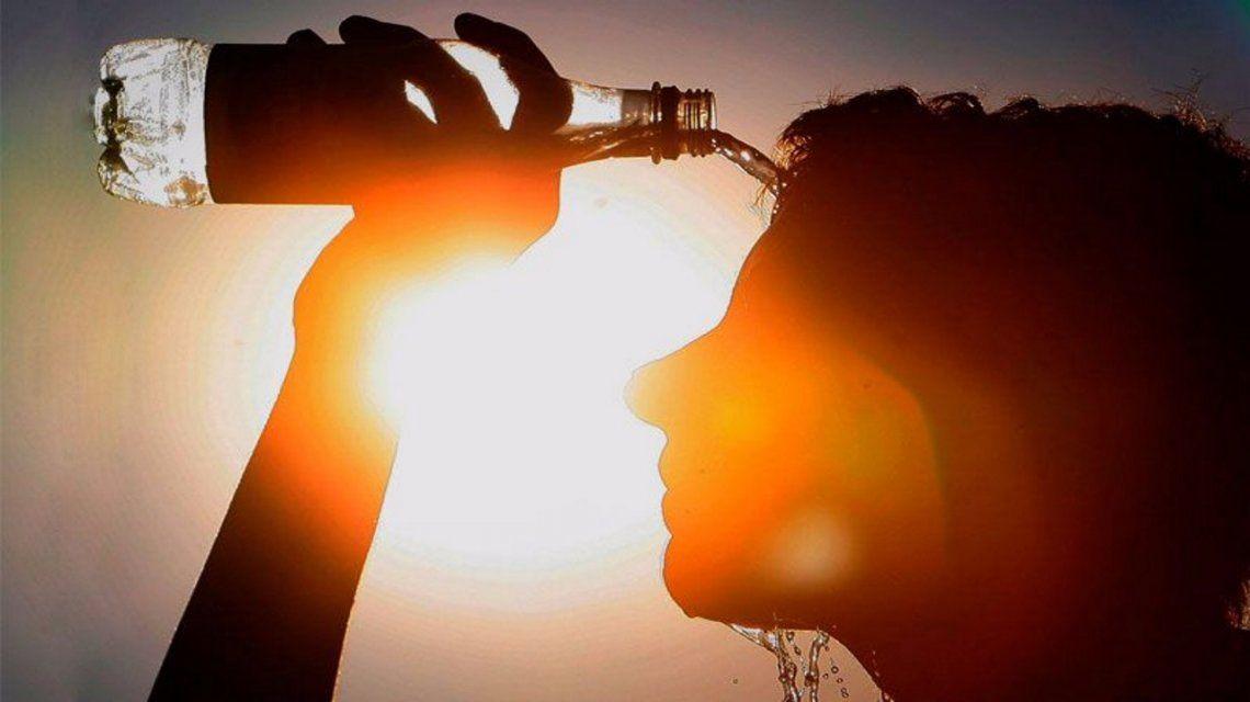 La noche de Buenos Aires registró la temperatura más alta de todo el país