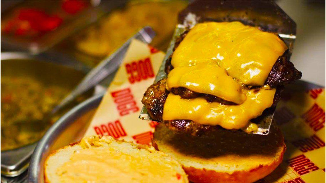 ¿Cuál es la mejor recomendación para comer hamburguesas en Buenos Aires?