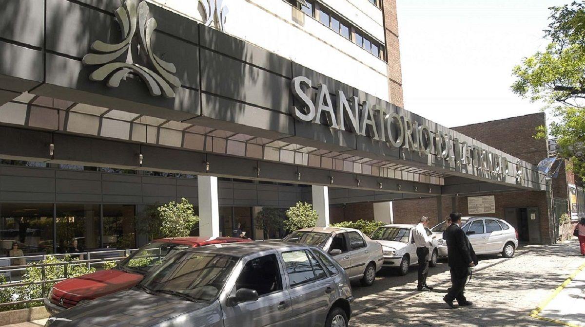 Sanatorio Trinidad Palermo.