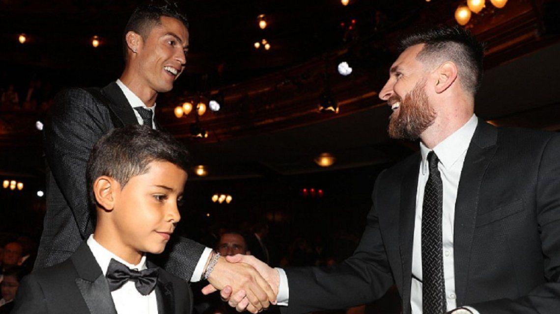 No vas a poder creerlo: el tercer hijo de Lionel Messi se llamará Cristiano Ronaldo