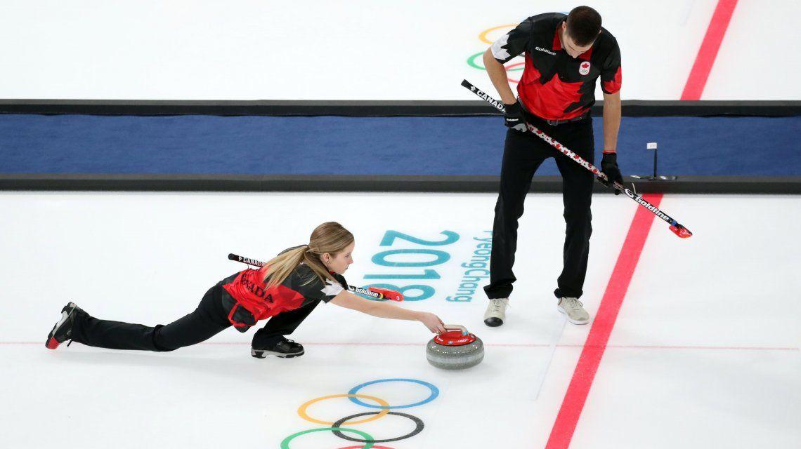 El curling puso primera este jueves en China
