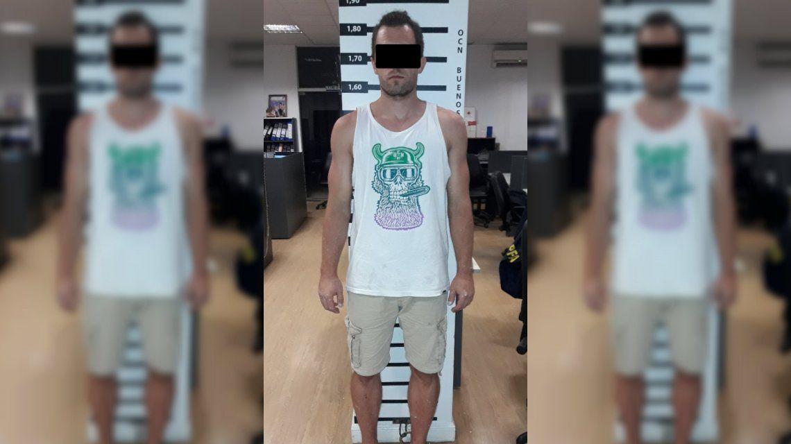 Blacklist argentino: detienen en Floresta a uno de los criminales más buscado de Europa
