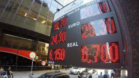 Otra corrida del dólar: superó ampliamente la barrera de los $20
