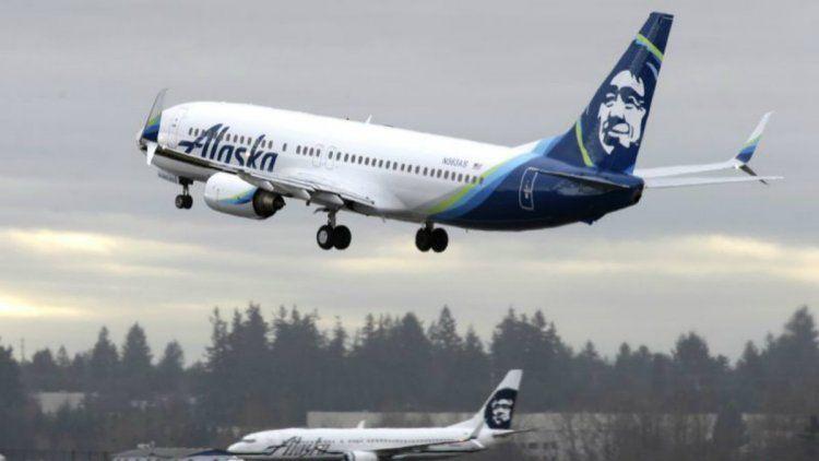 El vuelo volvió a tierra por un pasajero desnudo en el baño
