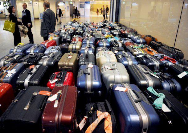 Valijas en el aeropuerto - Crédito: libremercado.com
