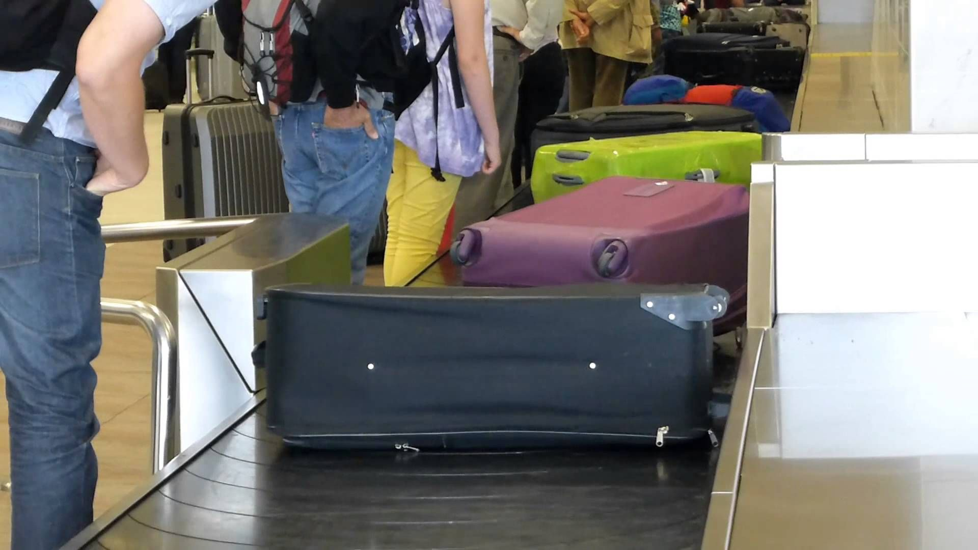 Le perdieron la valija hace diez días y la respuesta es: Puede estar en Sudáfrica, Europa u otra aerolínea