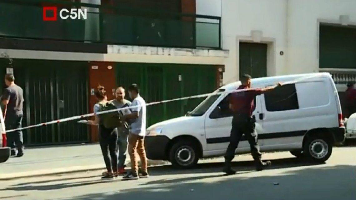 Femicidio en Almagro: su ex marido la asesinó en la puerta de su casa
