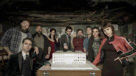 En abril vas a poder ver la segunda temporada de la serie furor del momento