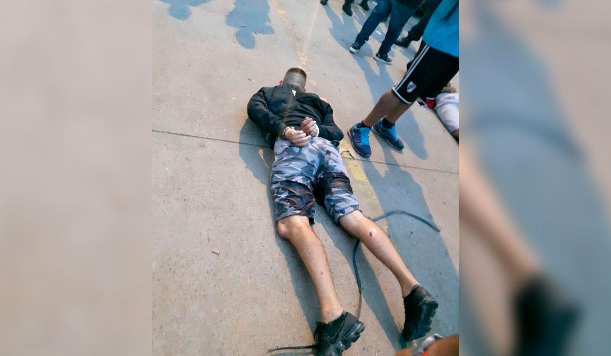 Tiroteo en el Mercado Central: la policía frustró un intento de robo