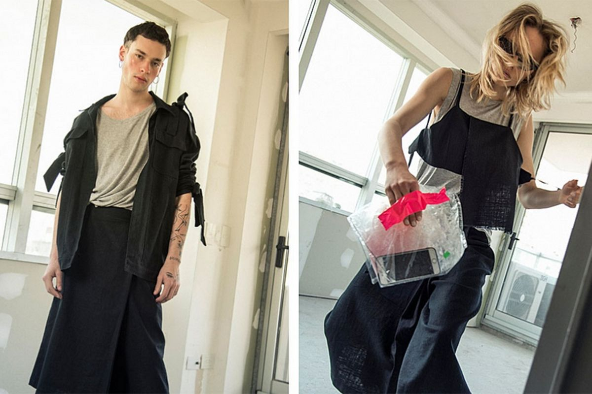 Para ellos y ellas: multisex, la ropa sin género que es una tendencia mundial