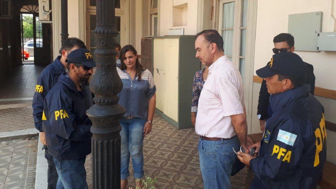 Entregaron a los ex intendentes dePerugorria buscados por Malversación