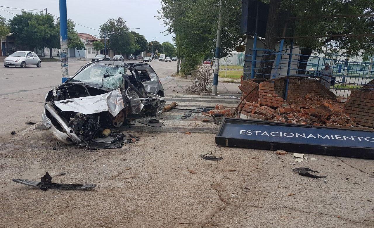 Choque fatal en Mar del Plata - Crédito: 0223