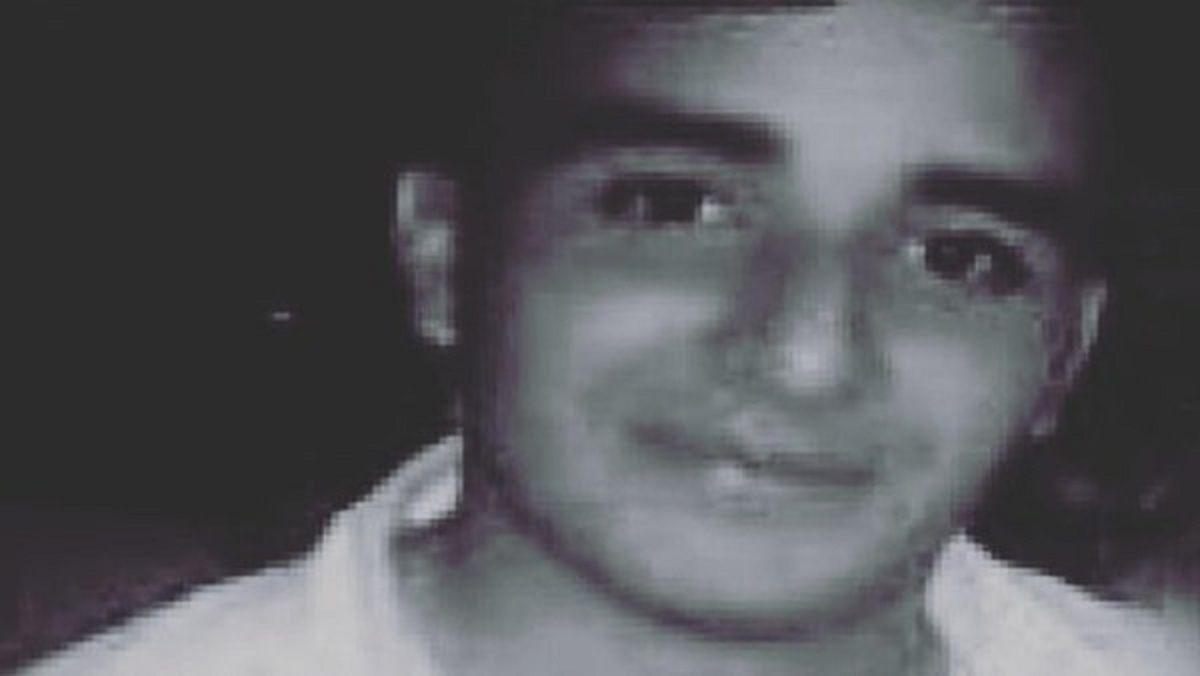 Emmanuel Garay tenía 19 años