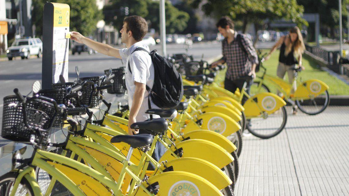 La Legislatura porteña aprobó la privatización del sistema de EcoBicis
