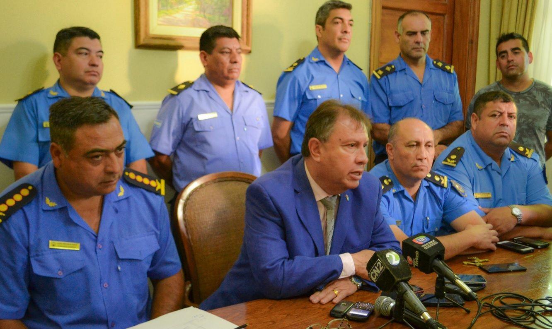 El secretario de Seguridad de La Rioja
