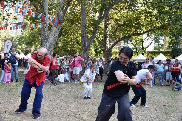 El Año Nuevo Chino se celebra en Belgrano<br>