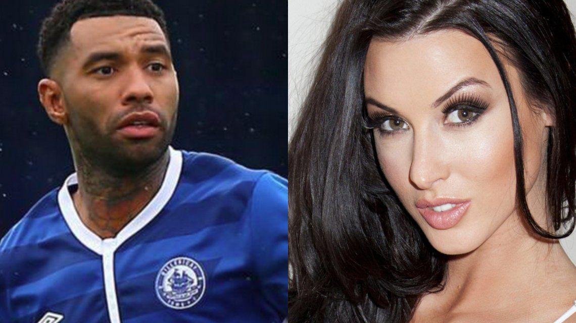 Escándalo en Inglaterra: un futbolista se grabó teniendo sexo con su esposa y lo echaron