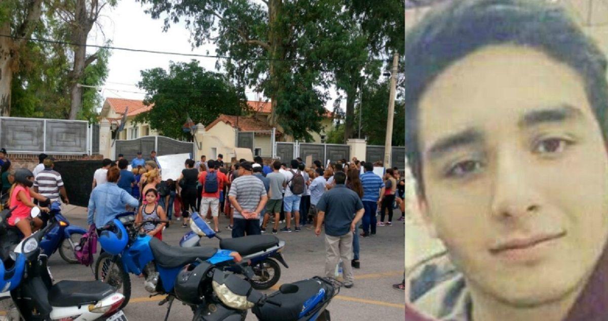 Fue una verdadera tortura: la bronca del papá del cadete que murió en La Rioja